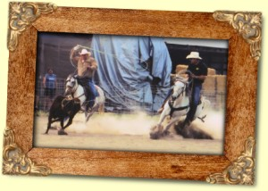 Zeb Bell Rodeo Roping
